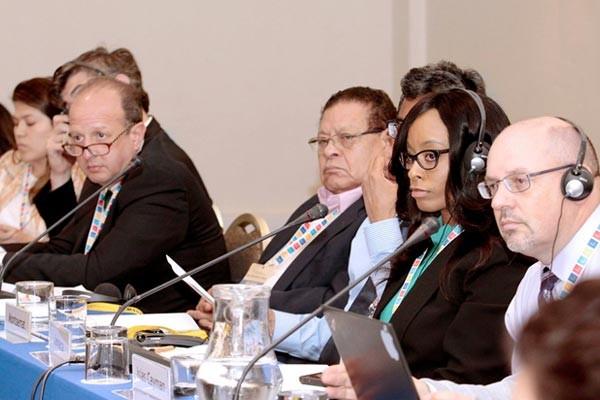 PROCUREMENT DIRECTOR REPRESENTS CAYMAN ISLANDS IN INTERNATIONAL CONFERENCE