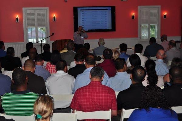 IT procurement Network Event